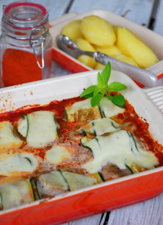 poledwiczki w sosie pomidorowym-002
